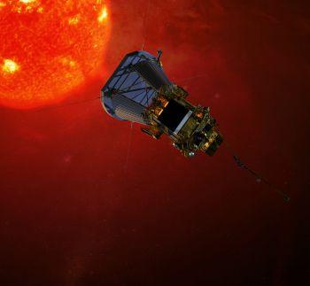 Parker SolarProbe.