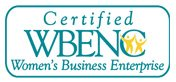 WBENC - Women's Business Enterprize Certified